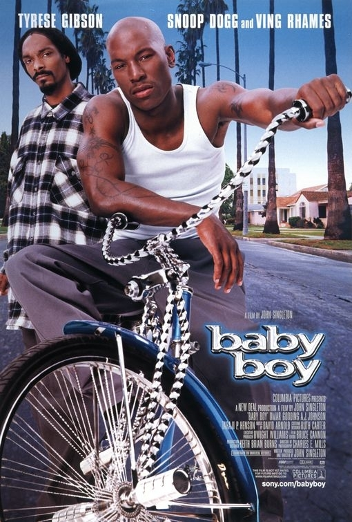 La locandina di Baby Boy - Una vita violenta