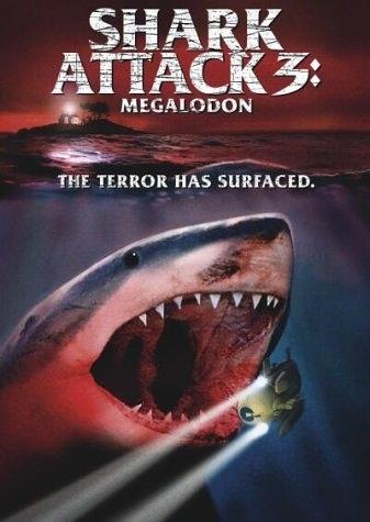 La locandina di Shark Attack 3: emergenza squali