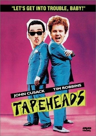 La locandina di Tapeheads