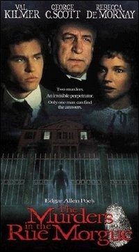 La locandina di The Murders in the Rue Morgue