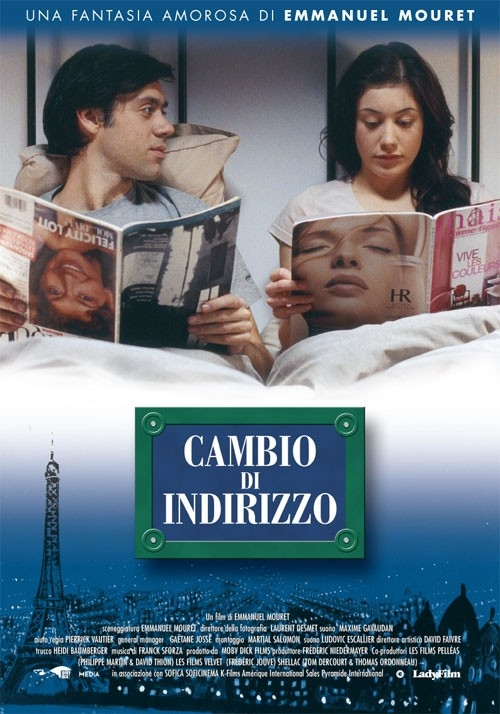 La locandina italiana di Cambio di indirizzo
