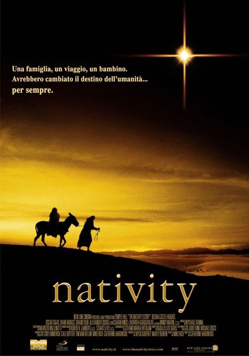 La locandina italiana di Nativity