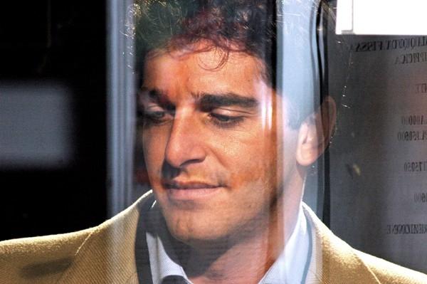 Giampaolo Morelli in 'Il bambino e la Befana'