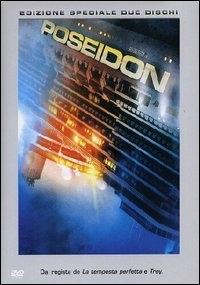 La copertina DVD di Poseidon