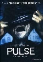 La copertina DVD di Pulse