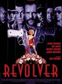 La copertina DVD di Revolver