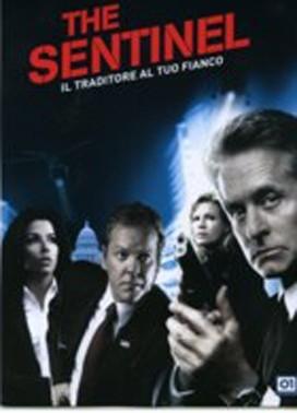 La copertina DVD di The Sentinel
