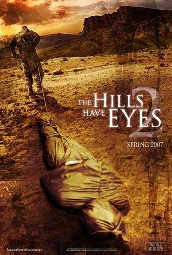 La locandina di The Hills Have Eyes II
