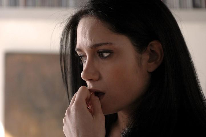 Samuela Sardo nel film Terapia d'urto