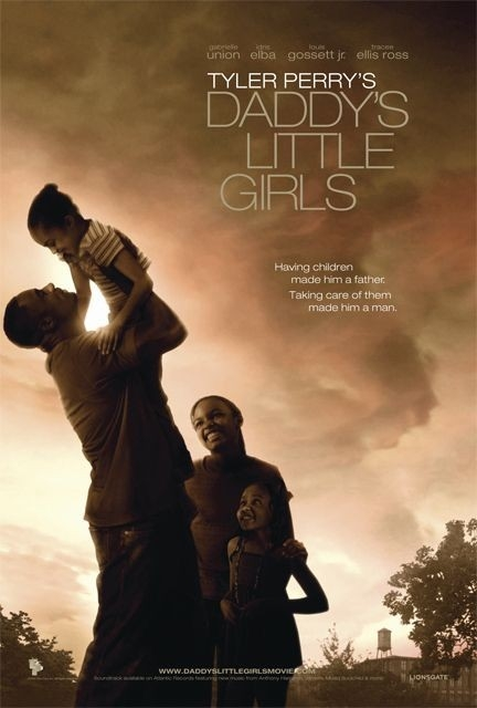 La locandina di Daddy's Little Girls