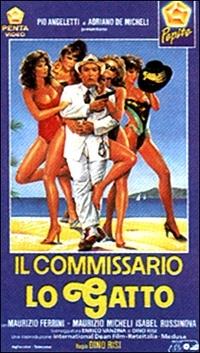 La locandina di Il commissario Lo Gatto