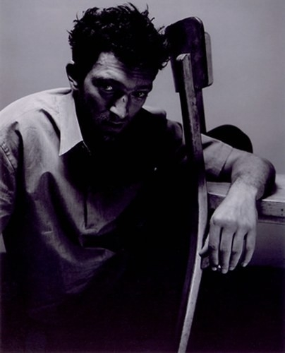Vincent Cassel in versione dark
