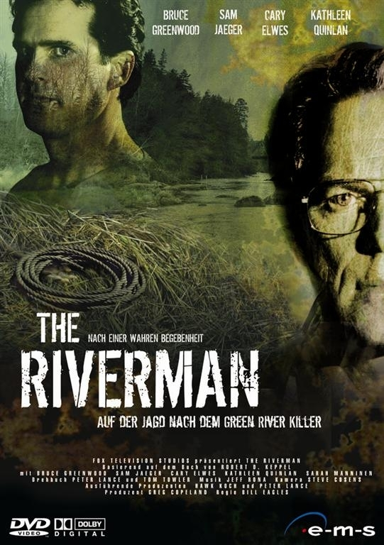 La locandina di Riverman: storia di un serial killer