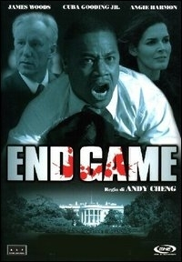 La copertina DVD di End Game