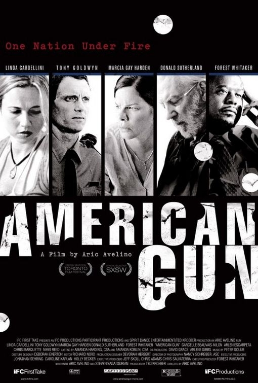 La locandina di American Gun