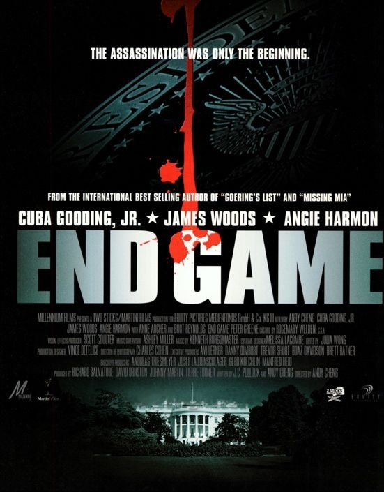 La locandina di End Game