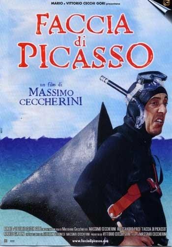 La locandina di Faccia di Picasso