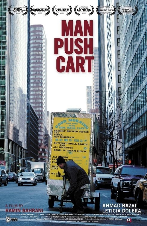 La locandina di Man Push Cart