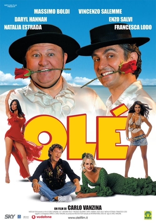 La locandina di Olè