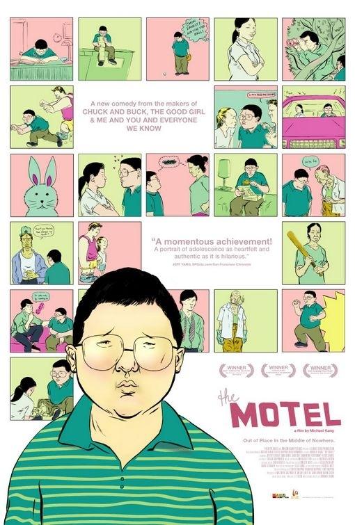 La locandina di The Motel