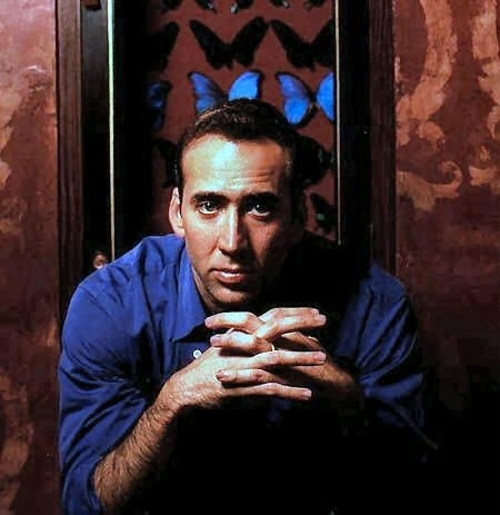 foto di Nicolas Cage