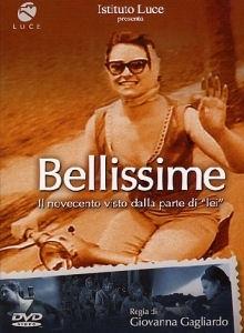La copertina DVD di Bellissime