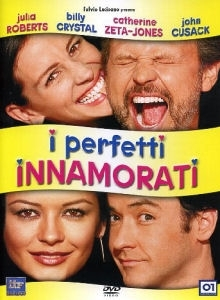 La copertina DVD di I perfetti innamorati