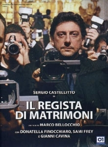 La copertina DVD di Il regista di matrimoni