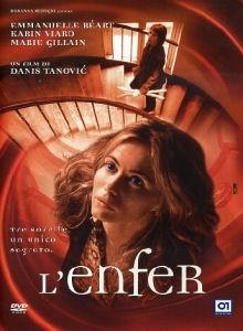 La copertina DVD di L'enfer