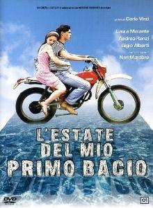 La copertina DVD di L'estate del mio primo bacio