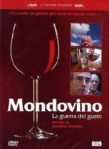 La copertina DVD di Mondovino - La guerra del gusto (Edizione Speciale)