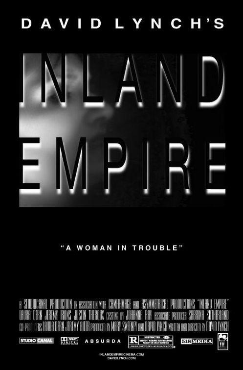 La locandina di Inland Empire