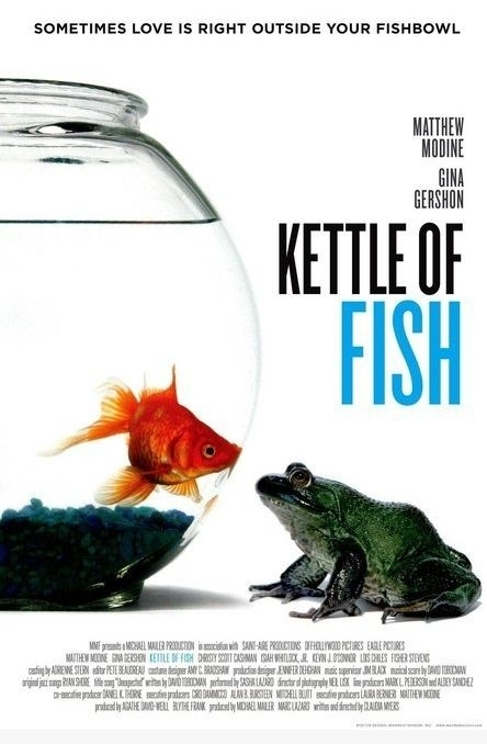 La locandina di Kettle of Fish