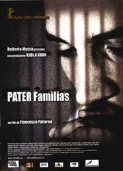 La locandina di Pater familias
