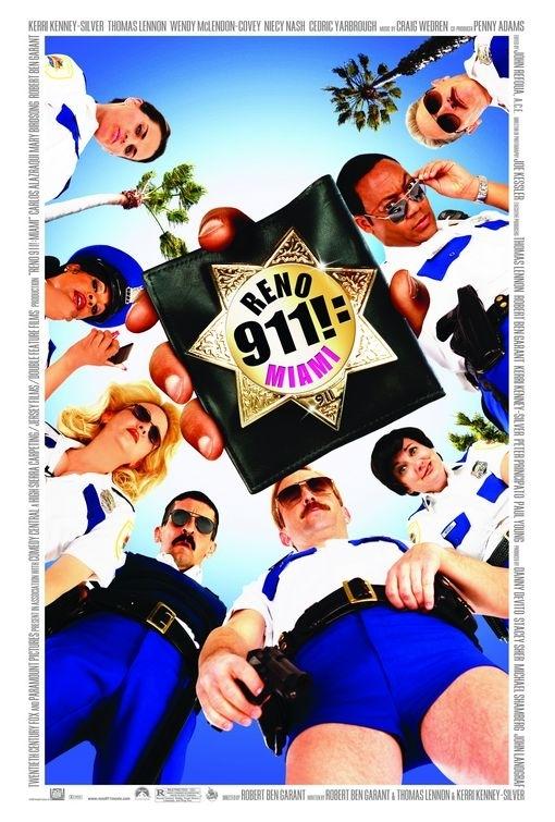 La locandina di Reno 911!: Miami