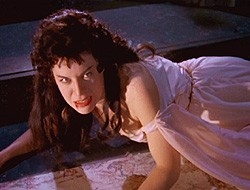 Un'immagine del film Dracula il vampiro