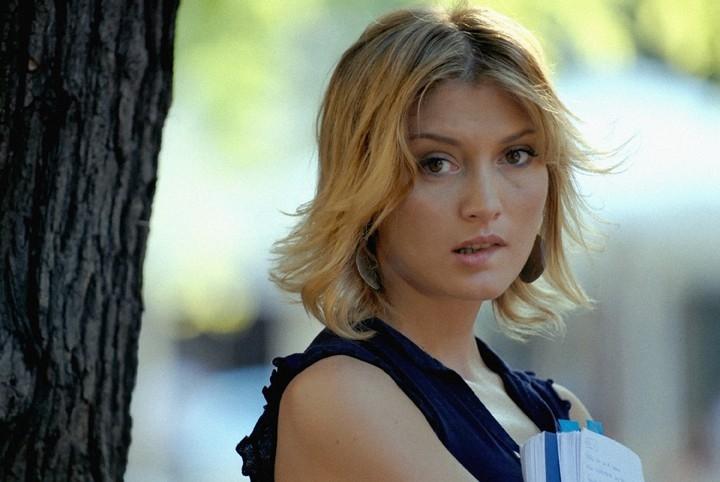 Chiara Conti in una scena del film Morte di un confidente