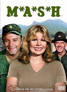 La copertina DVD di MASH - Stagione 5