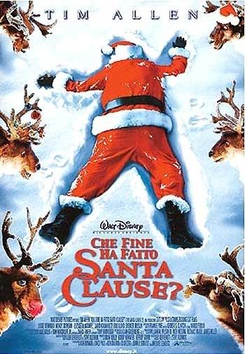 La locandina di Che fine ha fatto Santa Clause?