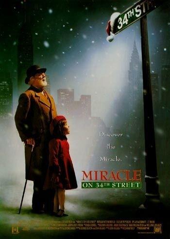 La locandina di Miracolo sulla 34° strada
