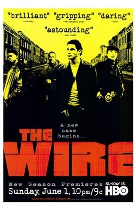 La locandina di The Wire