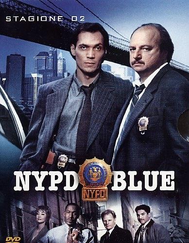 La copertina DVD di NYPD Blue - Stagione 2