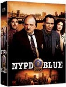 La copertina DVD di NYPD Blue - Stagione 4