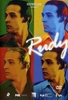 La copertina DVD di Rudy