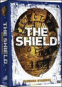 La copertina DVD di The Shield - Stagione 2