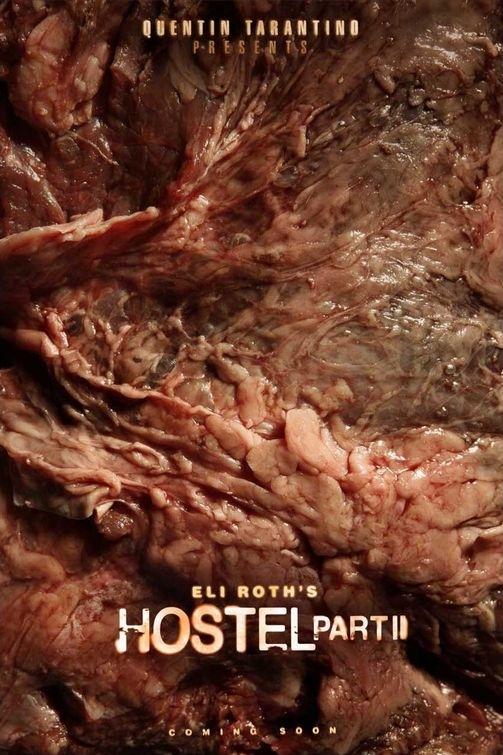 Una locandina 'al sangue' per Hostel 2