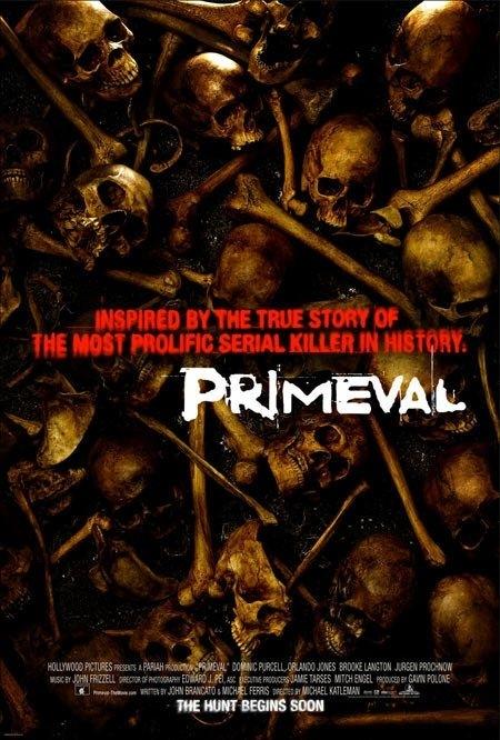 La locandina di Primeval