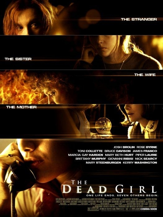 La locandina di The Dead Girl
