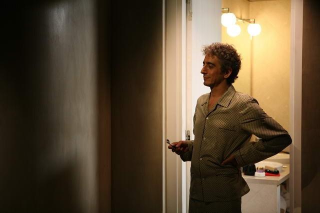 Sergio Rubini in una scena del film Commediasexi