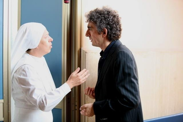 Sergio Rubini in una scena di Commediasexi, regia di Alessandro D'Alatri
